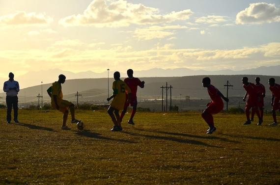 Youth Day tournament in Port Elizabeth, South Africa