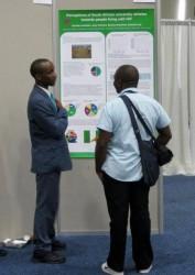 Ayanda Lembethe poster presentation