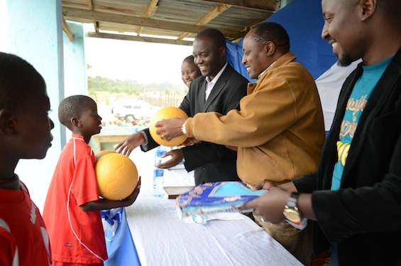 IDYDC World Malaria Day 2015