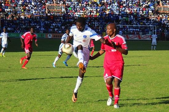 Bantu Rovers players