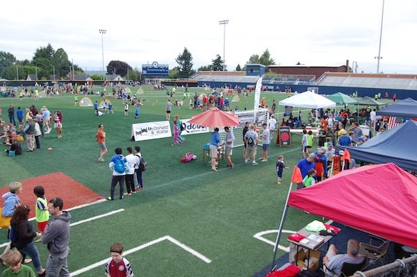 Portland Barefoot Tournament
