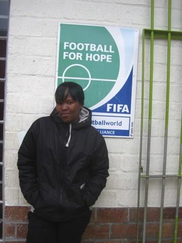 Coach Namhla Sibeko