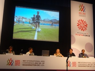 Intl. AIDS Conference Panel