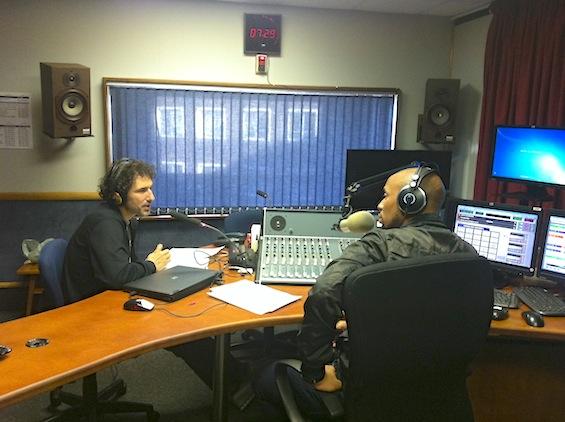 Ethan Metro FM interview