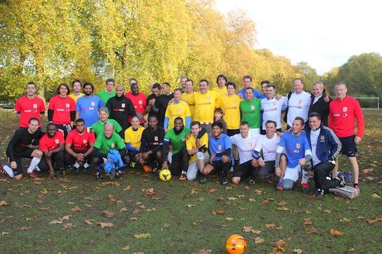 Foxes FC Parents Tournament