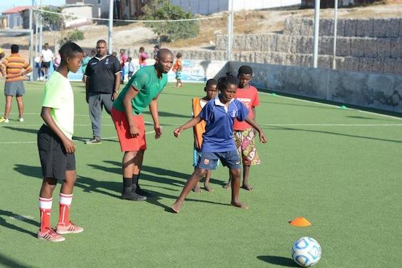 SAFA Coaches training