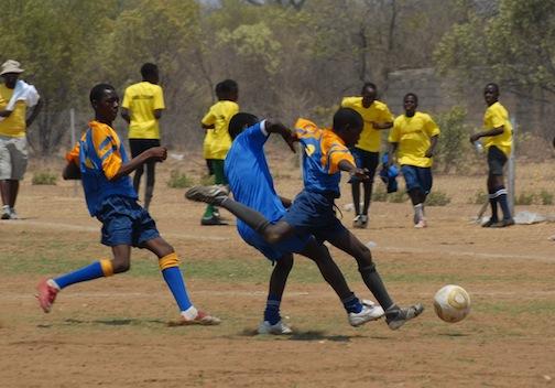 Tsholotsho tourney kick
