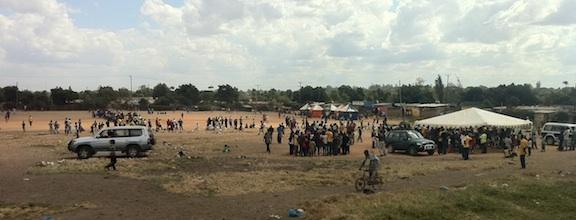 Zambia Testing Event