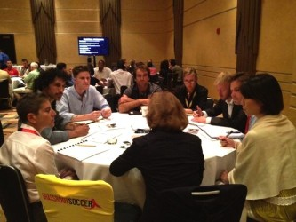 Beyond Sport roundtable