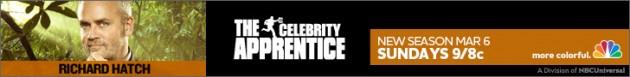Celebrity Apprentice, NBC, Richard Hatch