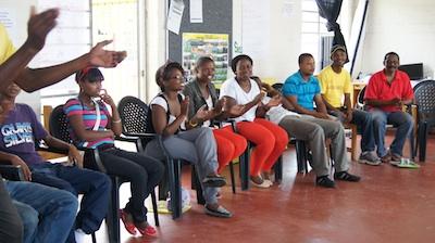 Training of Coaches for Generation Skillz Utshintsho