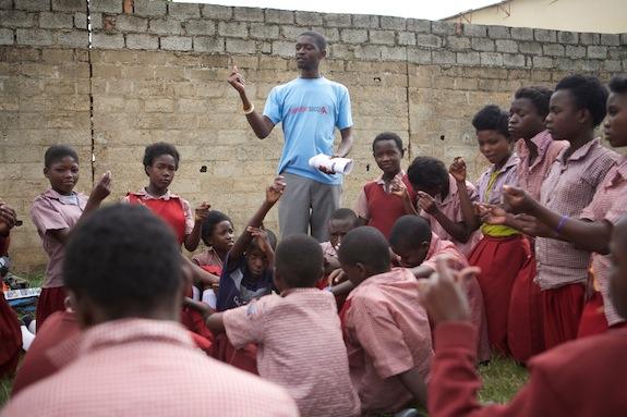 Gender Stadium activity, Zambia