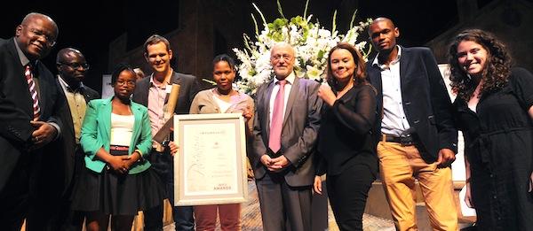 Impumelelo Award ceremony