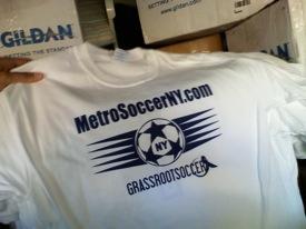 The 2009-2010 Metro Soccer Jerseys