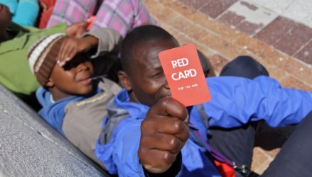 Give HIV the Red Card