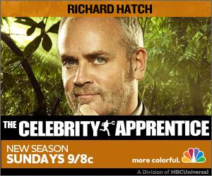 Richard Hatch, Celebrity Apprentice