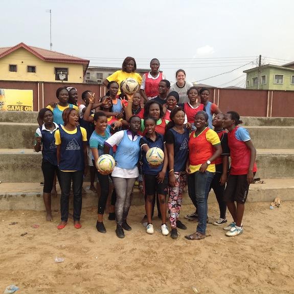 SKILLZ Girl Nigeria Coaches