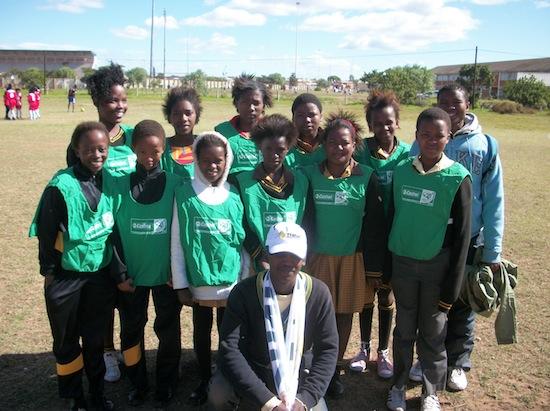 Girls Team, Ulwazi Cup