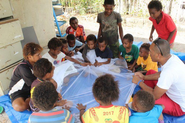 SKILLZ programming in Papua New Guinea